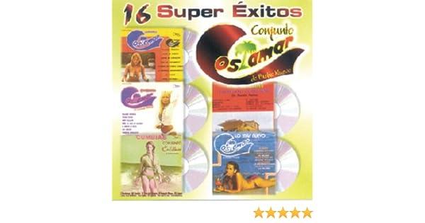 16 Super Éxitos - Conjunto Costamar De Pueblo Nuevo
