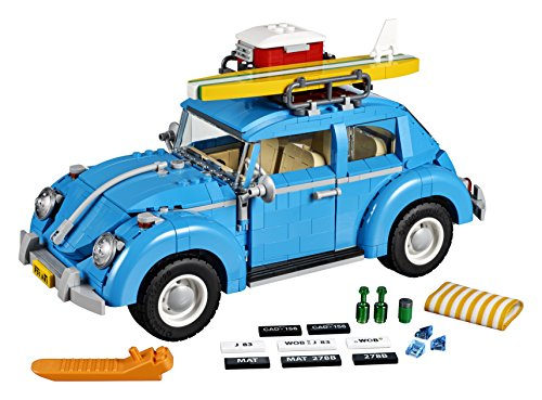 51AigdhmftL - LEGO Creator Expert Volkswagen Beetle 10252 Construction Set