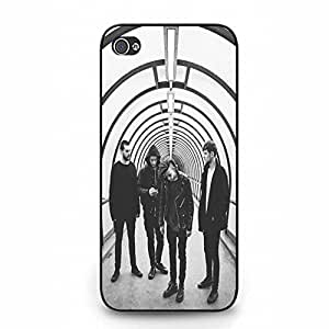 Fashionable Cool Indie/Alternative Rock Band The 1975 Phone Case Cover for Iphone 5 5s The 1975 Hybrid Shell Case