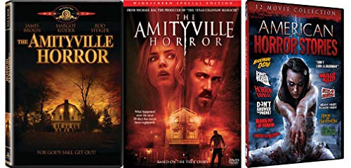 Real American Horror Movie Set (DVD) The Amityville