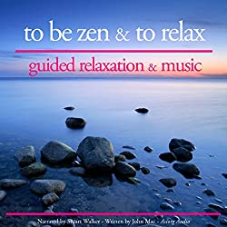 To be zen and to relax