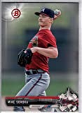 2017 Bowman Baseball Prospects #BP5 Mike Soroka Braves