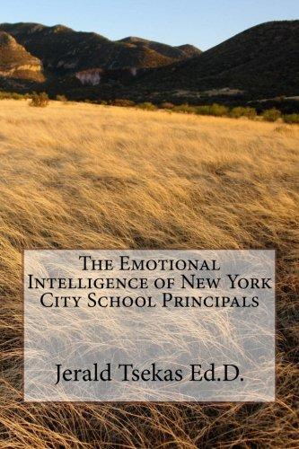 The Emotional Intelligence of New York City School Principals pdf epub