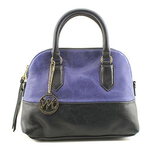emilie-m-cheri-dome-satchel-top-handle-bag-navy-blue-one-size