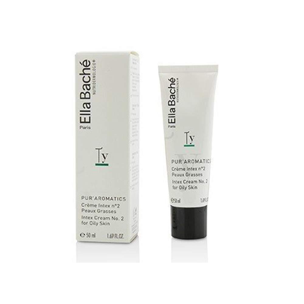 Ella Bache Pur'Aromatics Creme Intex No. 2 Peaux Grasses - Intex Cream No. 2 for Oily Skin 50ml/1.69oz