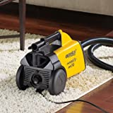Eureka Mighty Mite Corded Canister Vacuum Cleaner, 3670G
