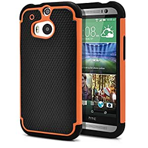 Amazon.com: HTC One M8 Case, MagicMobile Rugged Durable ...