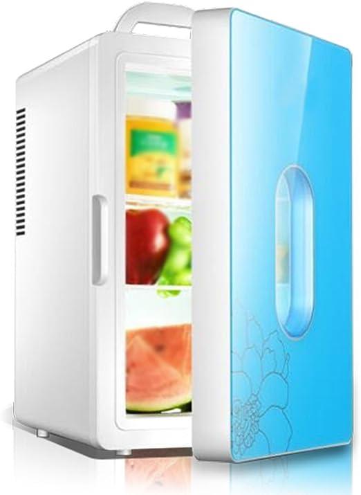 18 litros de mini nevera con refrigeración//calefacción 12v 220v