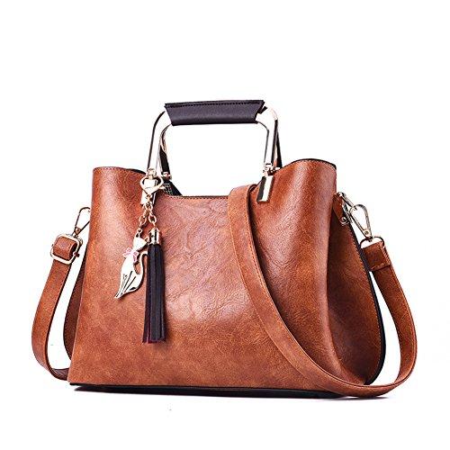 Casual simple Besace polyvalent sac à bandoulière atmosphère unique bandoulière sac rétro exquis à G G unique Mode Sac fashion wrzqv0x8r