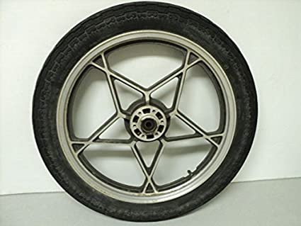Amazon com: Suzuki GS550 GS 550#5158 Aluminum Front Wheel