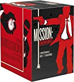 Mission: Impossible (Complete Collection) - 46-DVD Box Set ( Mission: Impossible (Seasons 1-7) ) [ NON-USA FORMAT, PAL, Reg.2 Import - France ] by Martin Landau