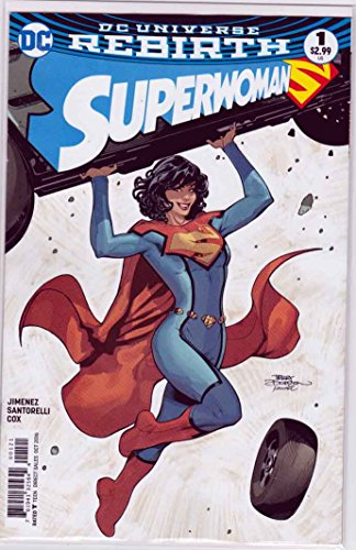 Superwoman #1 (2016) Variant Terry Dodson Cover
