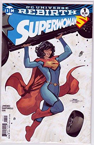 Superwoman #1 (2016) Variant Terry Dodson
