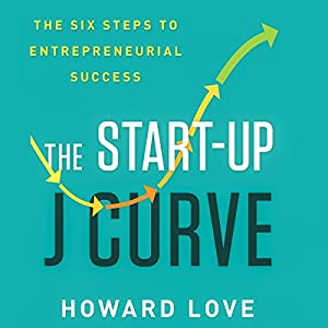 The Start-Up J Curve Audiobook