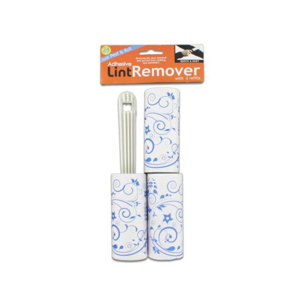 72 Lint remover set; 3 pieces