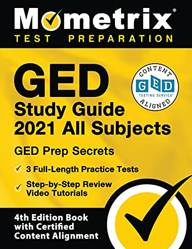 GED Study Guide 2021 All Subjects: GED Prep