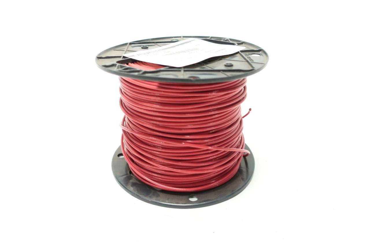 400 FT 14 AWG BLACK THHN THWN-2 THWN STRANDED COPPER BUILDING WIRE