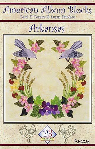 Pattern~American Album Arkansas~The Natural State
