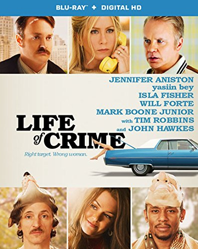 Blu-ray : Life of Crime (Blu-ray)