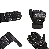 YOGOGO Skateboard Protective Gloves Standard Adult Longboard Downhill Slide Gloves Skate Gloves for Skate Skateboard Roller Skating...