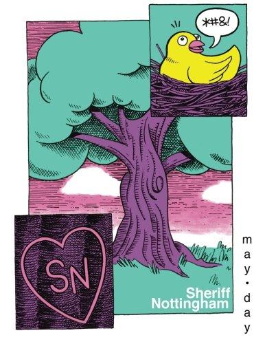 Sheriff Nottingham May Day: SN6 (Sheriff Nottingham's Holiday Herald) (Volume 2) thumbnail
