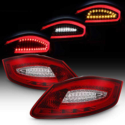 Boxster Led Tail Lights 987
