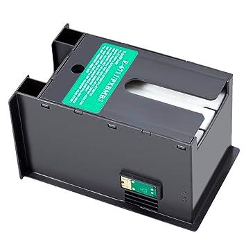 Amazon.com: no-OEM t6711 tanque de mantenimiento caja de ...