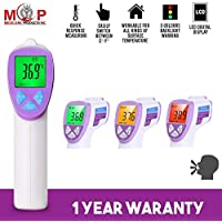 MCP Premium Infrared Forehead thermometer Gun with talking function