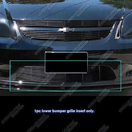 APS C65753H Polished Grille Bolt Over for select Chevrolet Cobalt Models