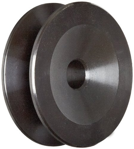 Martin BK24 1/2 FHP Sheave BS, 4L/5L or B Belt Section, 1 Groove, 1/2