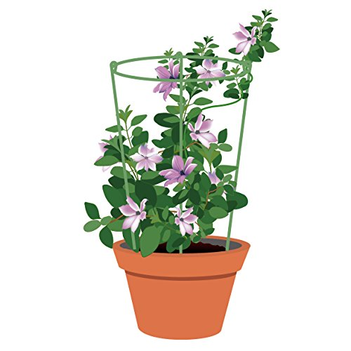 flower pot trellis - 2