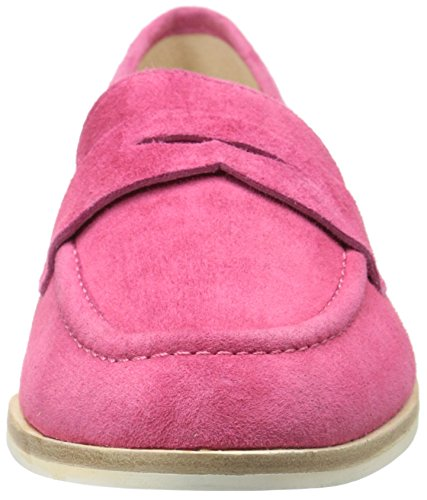 Suede Women's West Suede Pink Slip Nine on Loafer Antonecia Dark ZwT5q