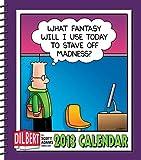 Dilbert 2013 Weekly Planner Calendar, Scott Adams, 1449417205