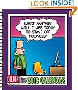 Dilbert 2013 Weekly Planner Calendar