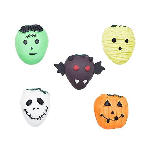 BESTOYARD imanes imanes Nevera de Halloween 5 Piezas: Amazon.es: Hogar