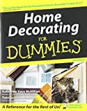 Home Decorating For Dummies