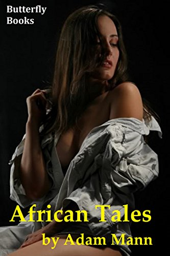 Book: African Tales by Adam Mann