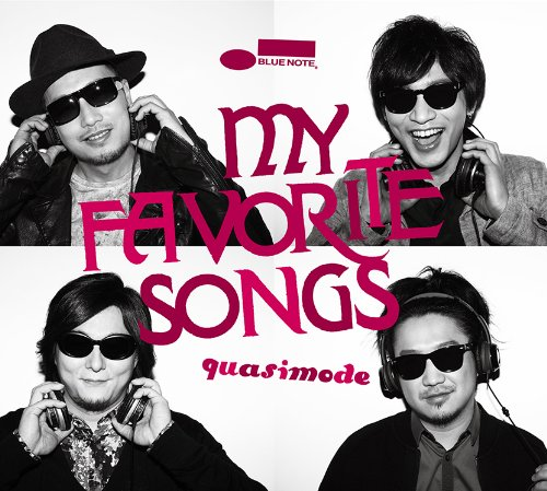 quasimode / My Favorite Songs[DVD付初回限定盤]
