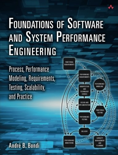 Foundations of Software and System Performance Engineering: Process, Performance Modeling, Requirements, Testing, Scalability, and Practice (Software Testing Metrics)