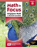 Math in Focus: Singapore Math: Homeschool Package, 2nd semester Grade 6 2012
