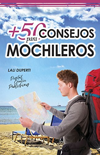 +50 Consejos para mochileros (Spanish Edition) by [Duperti, Lali]