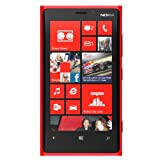 Nokia Lumia 920 32GB Unlocked GSM 4G LTE Windows 8 Smartphone - Red