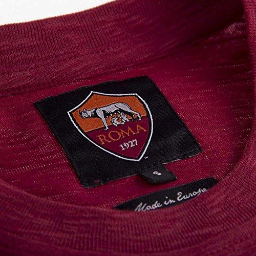 AS Roma 1941-1942 Camisa de Fútbol Retro (XL): Amazon.es: Deportes y aire libre