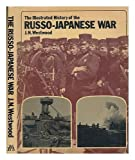 Front cover for the book The illustrated history of the Russo-Japanese War by John Westwood