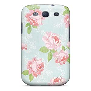 Ideal Doompson Case Cover For Galaxy S3(vintage Floral), Protective Stylish Case