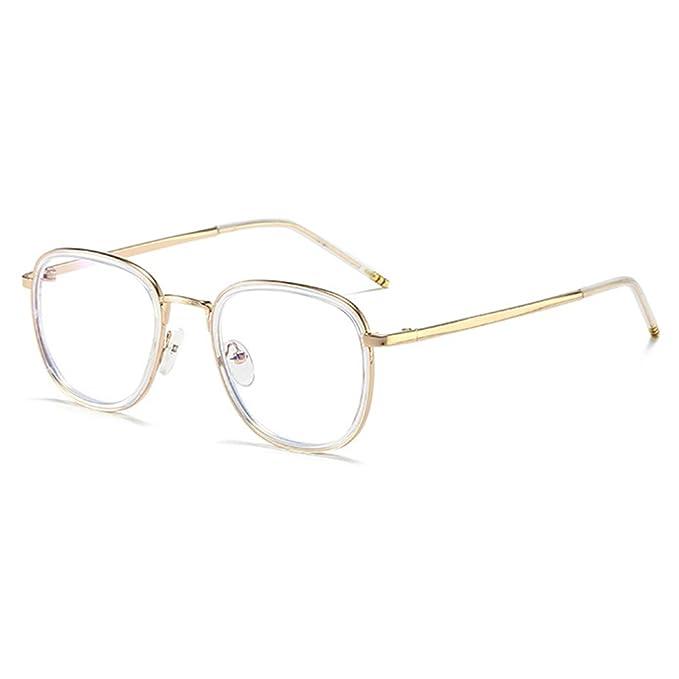Occhiali da vista Uomo Donna Occhiali Occhiali da Leggere Occhiali Anti Blu - Mxssi vaJsnZN3