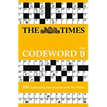 The Times Codeword 9