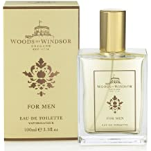 Woods Of Windsor Eau de Toilette Spray for Men, 3.4 Ounce