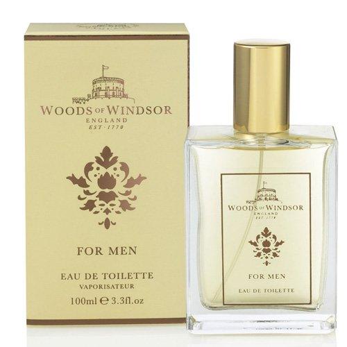 Woods Of Windsor Eau de Toilette Spray for Men, 3.4 Ounce