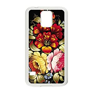 beautiful big flowers bloom personalized high quality cell phone case for Samsung Galaxy S5Maris's Diary